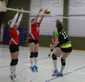 stellungsfehler beim volleyball
